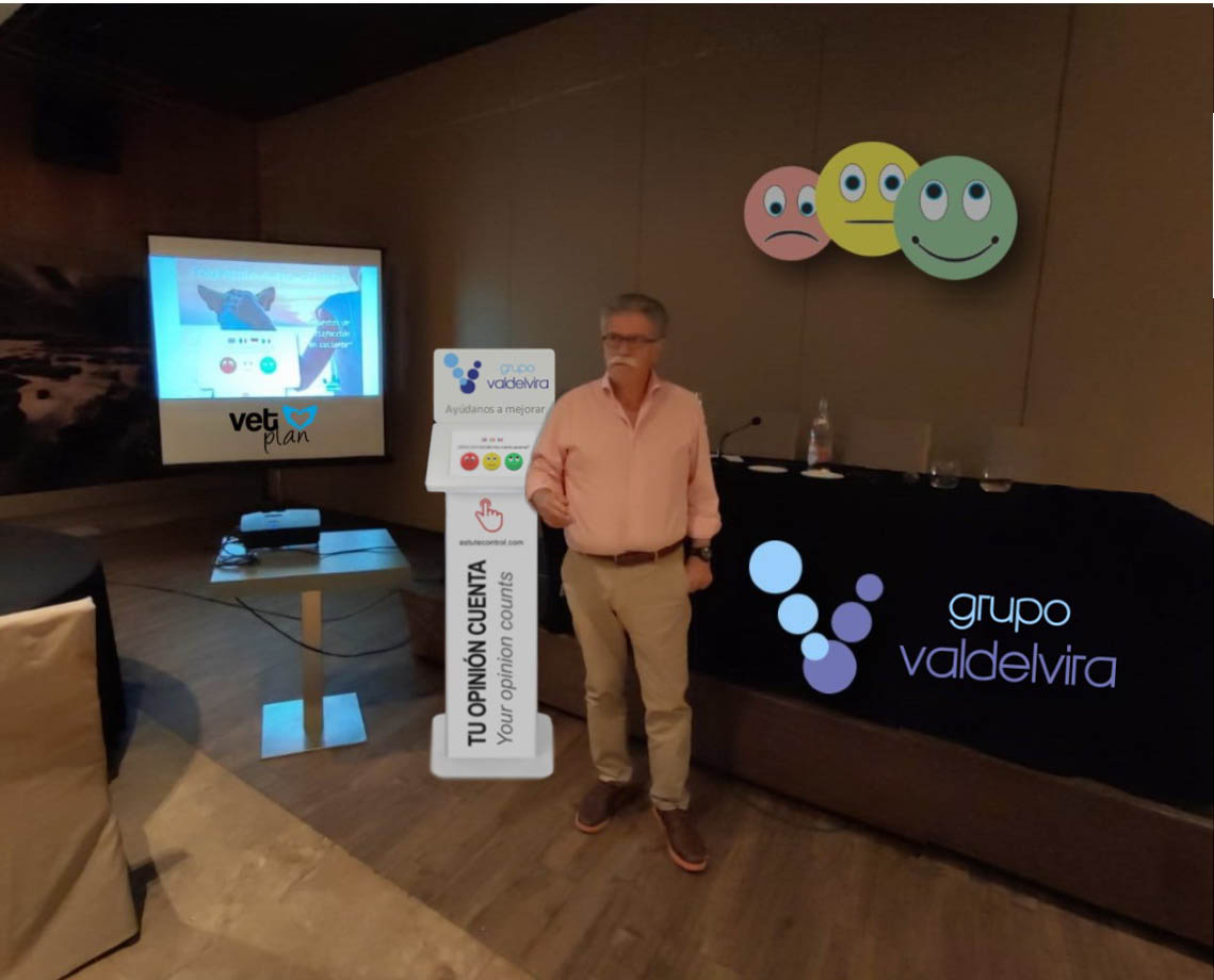 Encuestas de satisfacción Astutecontrol con Valdevira