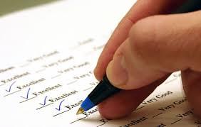 No haga encuestas de satisfacción en papel
